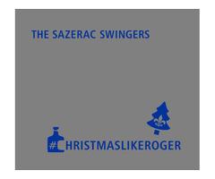 Weihnachts-CD der Sazerac Swingers