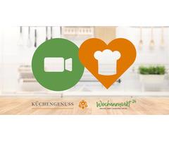 Online Kochevent für Singles