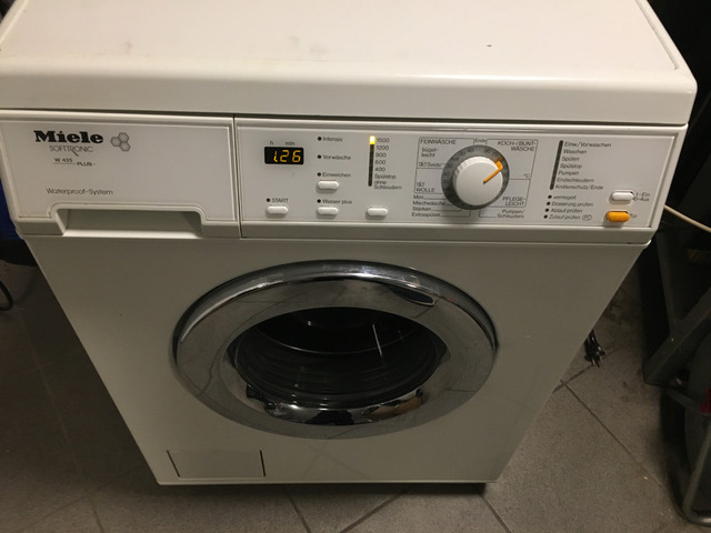 Miele Waschmaschinen gebraucht mit 1 Jahr Garantie